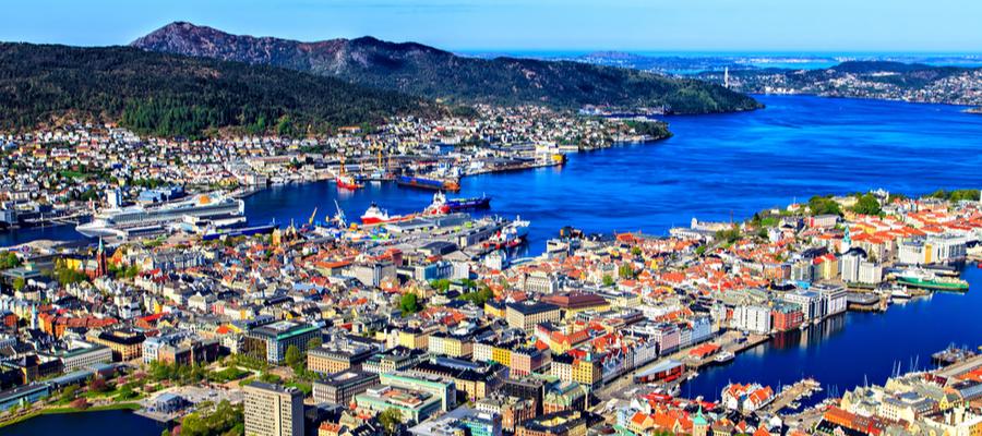 Varmepumpe Bergen