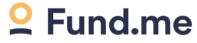 Fund.me logo with text