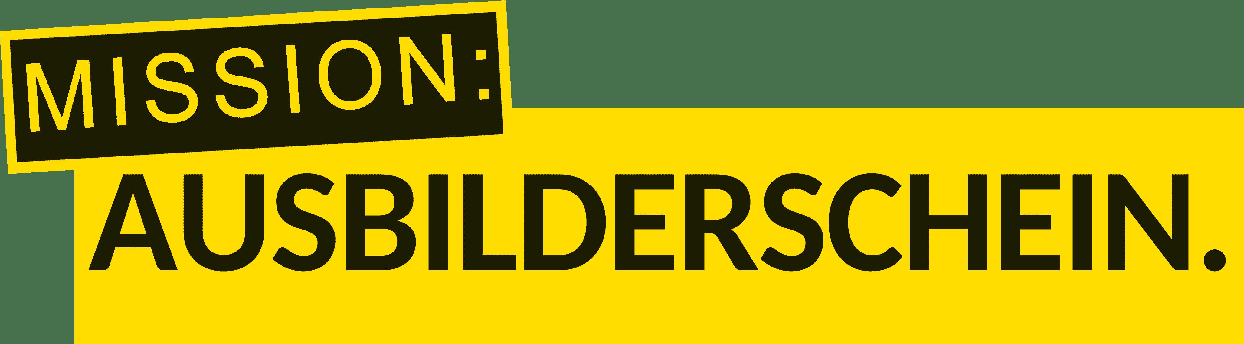 Mission Ausbilderschein Logo