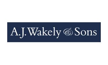 AJ Wakely logo