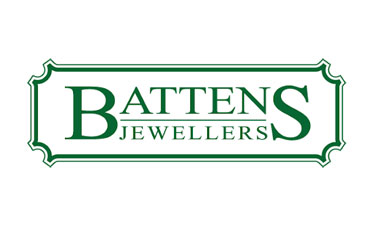 Battens Jewellers logo
