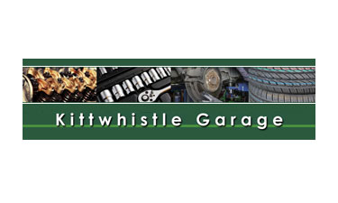 Kittwhistle Garage logo