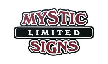 Mystic Signs logo