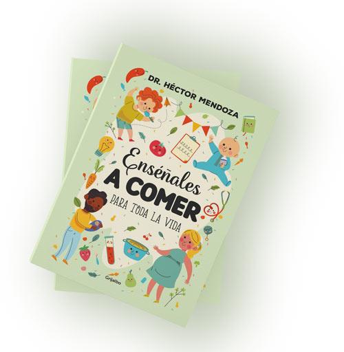 libro enséñales a comer para toda la vida