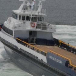 Crew Supply Boat