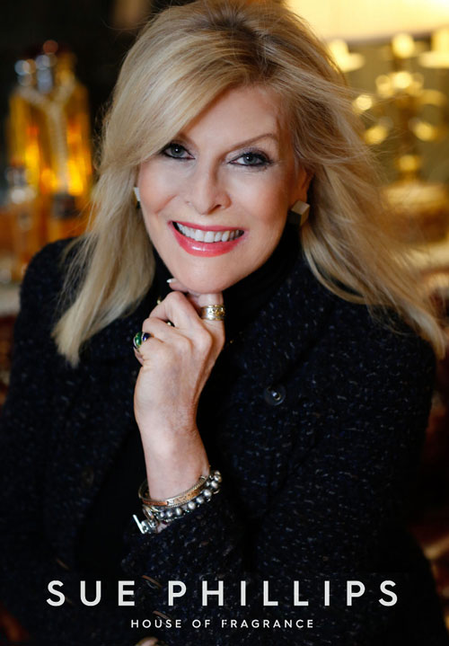Meet Sue Phillips,The Foremost Fragrance Authority and Perfume Designer