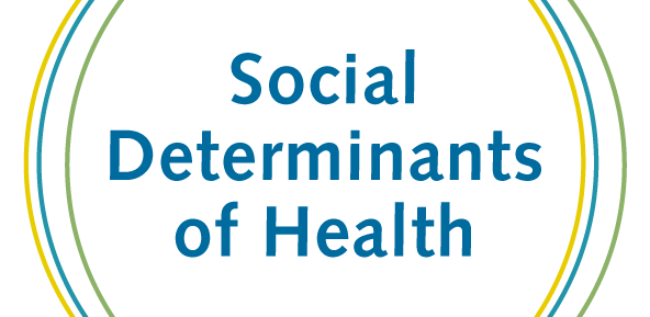 Social Determinants of Health logo and name