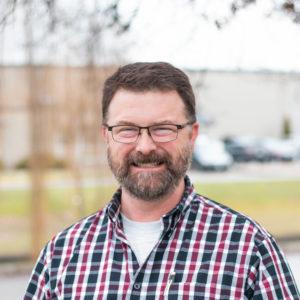 Headshot of Scott, the Plascon Manager