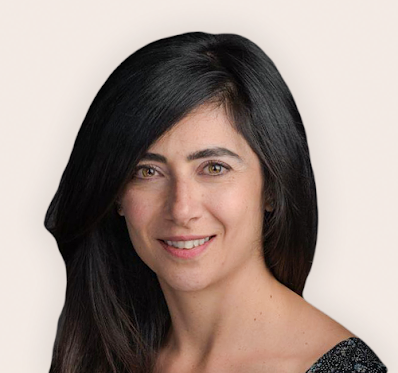 Headshot of Martha Kezemedis, psychotherapist in Toronto.