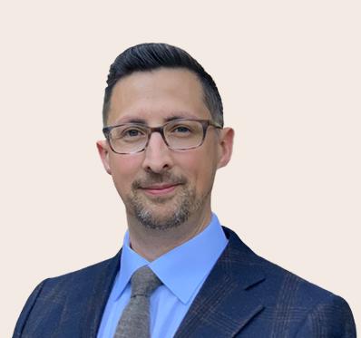 Headshot of Dr. Ben Medrano, Medical Director in New York.