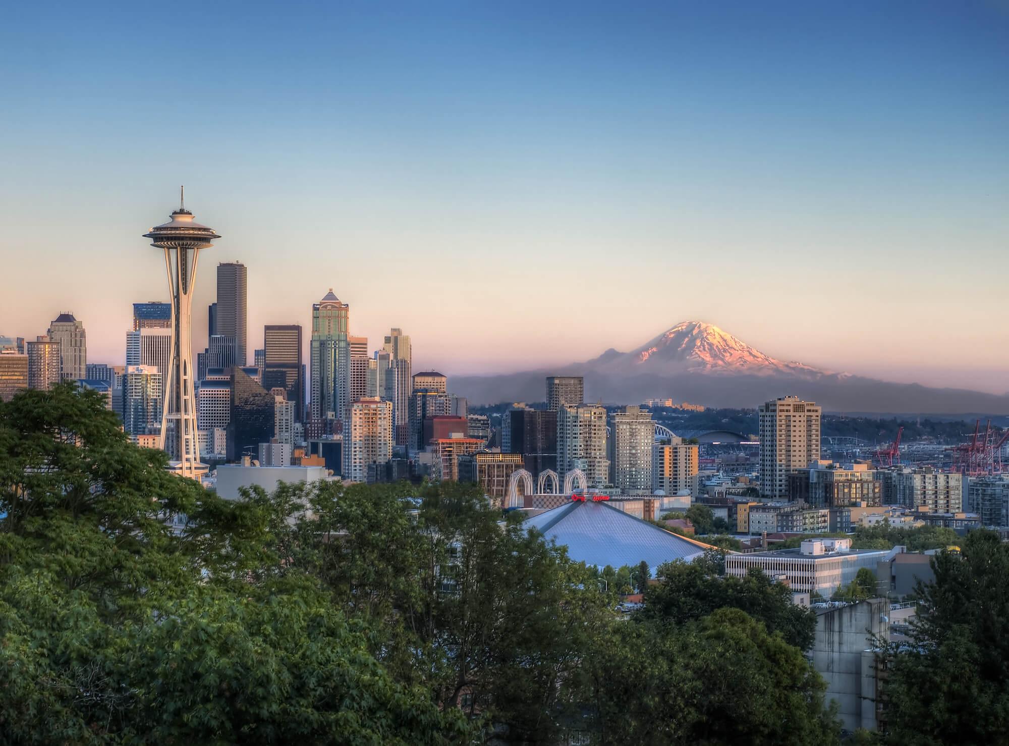 Seattle city photo