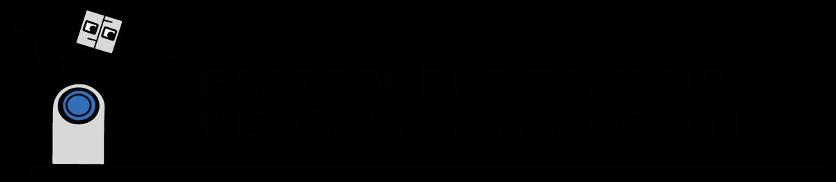 Eastbourne Talking Newspaper Association Logo