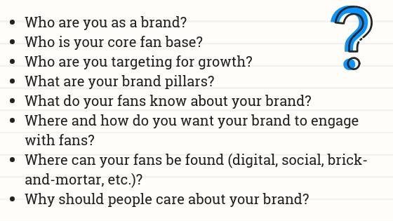 Power of fandoms in brand licensing