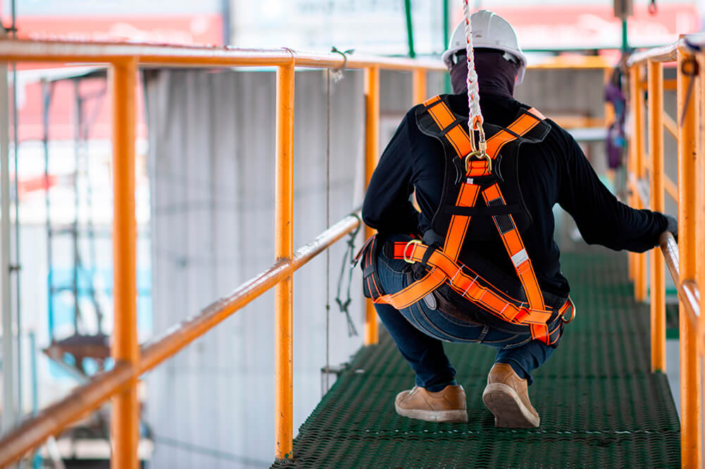 Sicurezza nel lavoro
