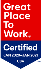 Bluecrew is Great Place to Work certified