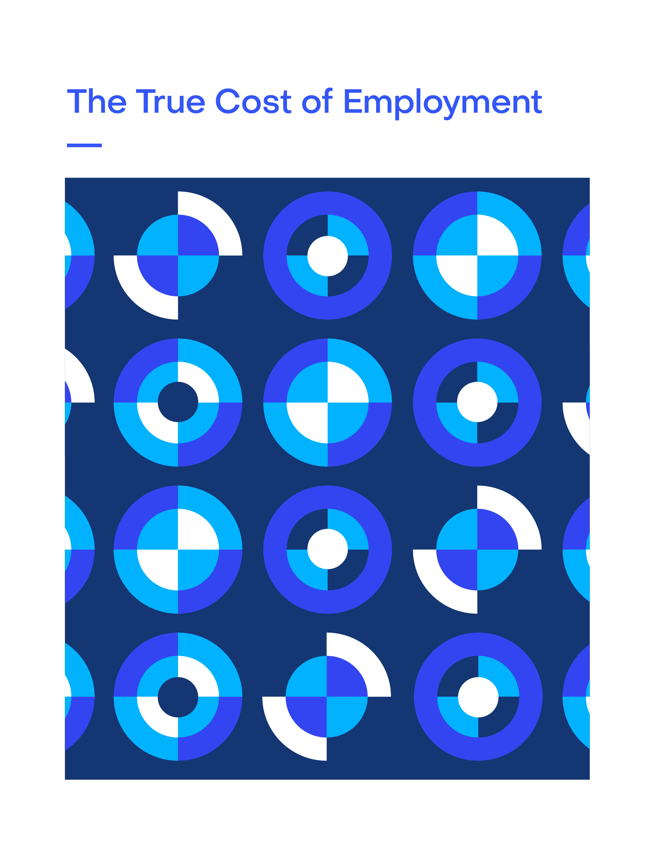 True Cost of Employment: how much it costs to employ an hourly worker on your team