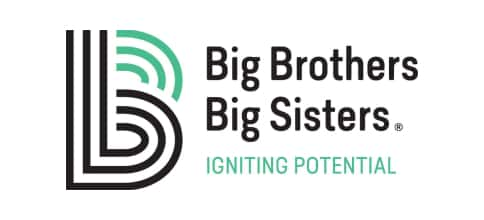 local non-profit partner Big Brothers Big Sisters logo