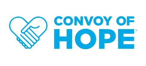 local non-profit partner Convoy of Hope logo