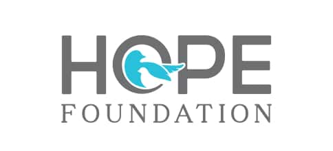 local non-profit partner Hope Foundation Springfield, MO logo