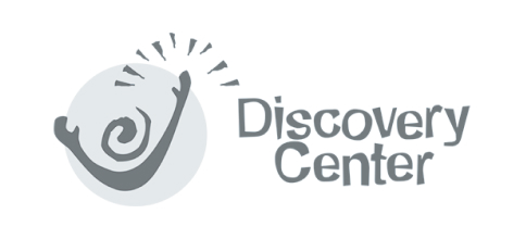 janitorial services partner grayscale logo for Springfield Discovery Center