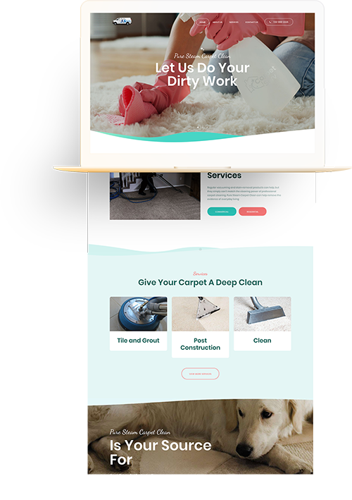 custom website design by always fresh