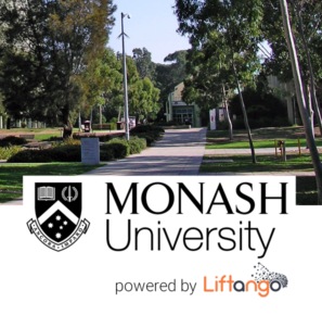 Liftango Offers Free Parking for Monash University Students and Staff.