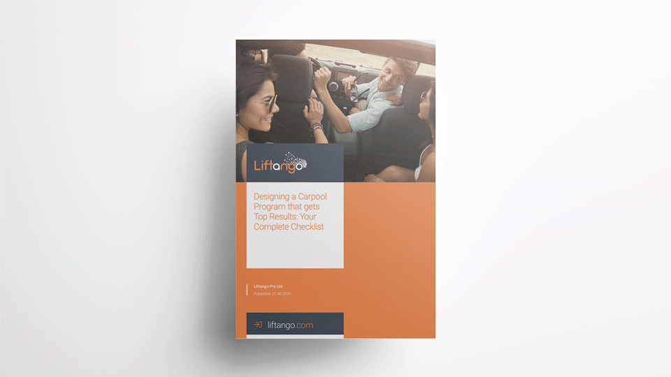 Carpool Program Checklist