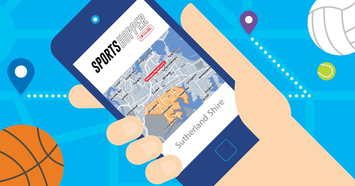 Sutherland Shire: Sports Hopper