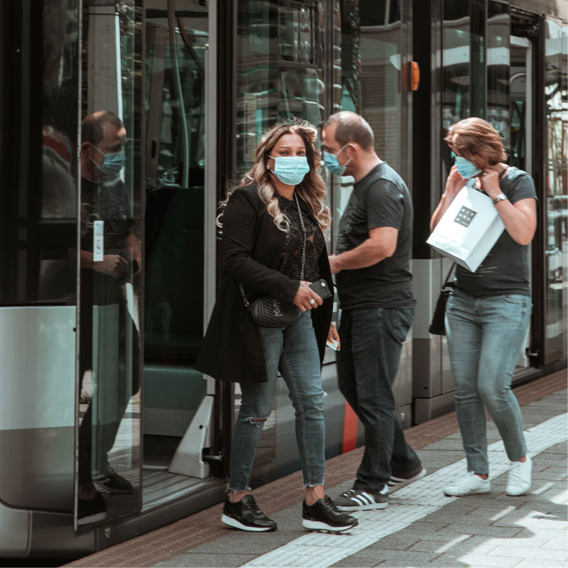 How Has COVID-19 Changed Public Transportation Behaviours?