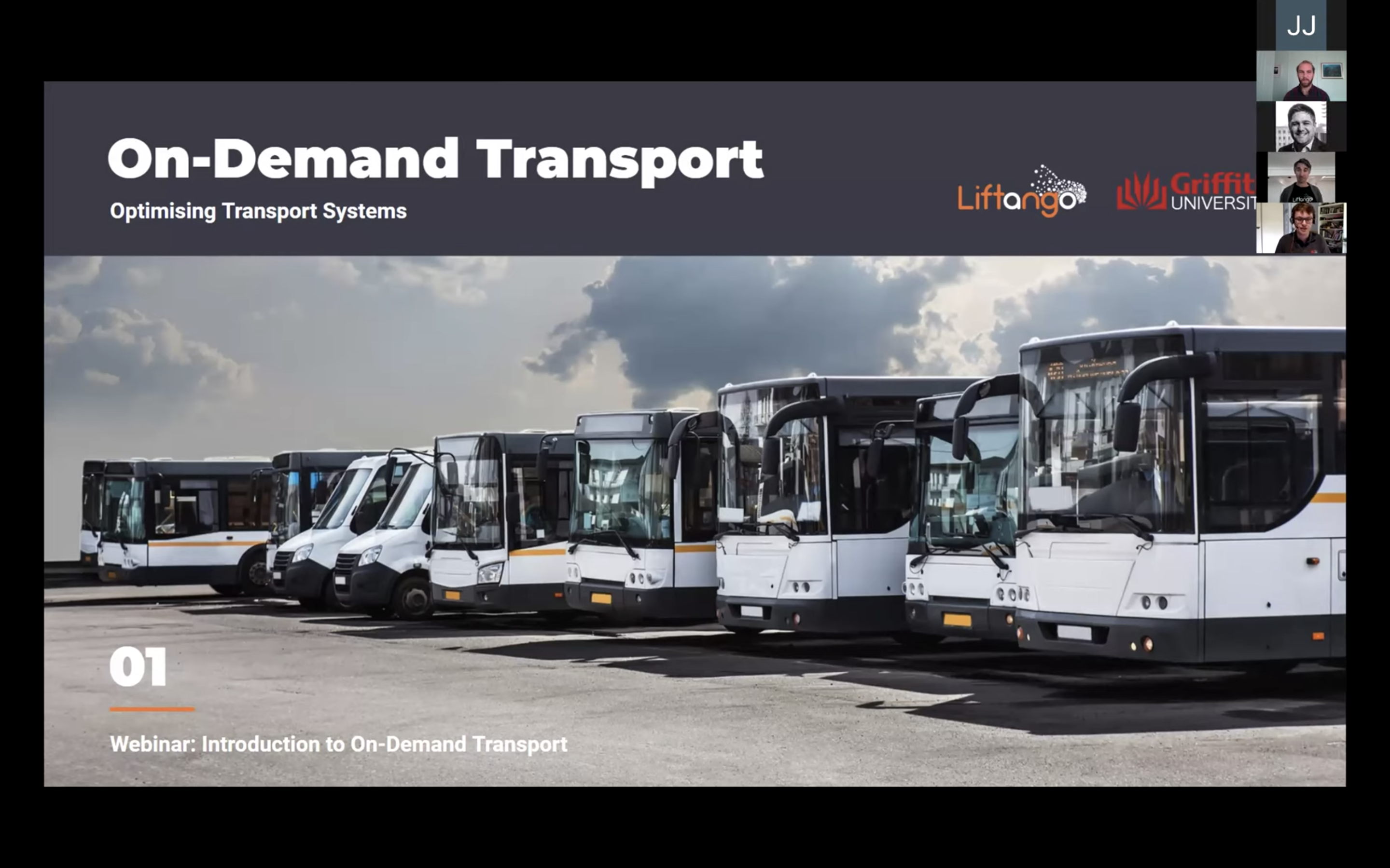 An Introduction to On-Demand Transport