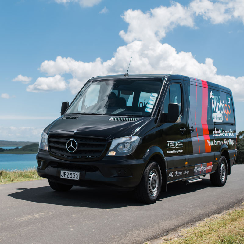 New Auckland On-Demand Shuttle Service Launches with $1 Fares