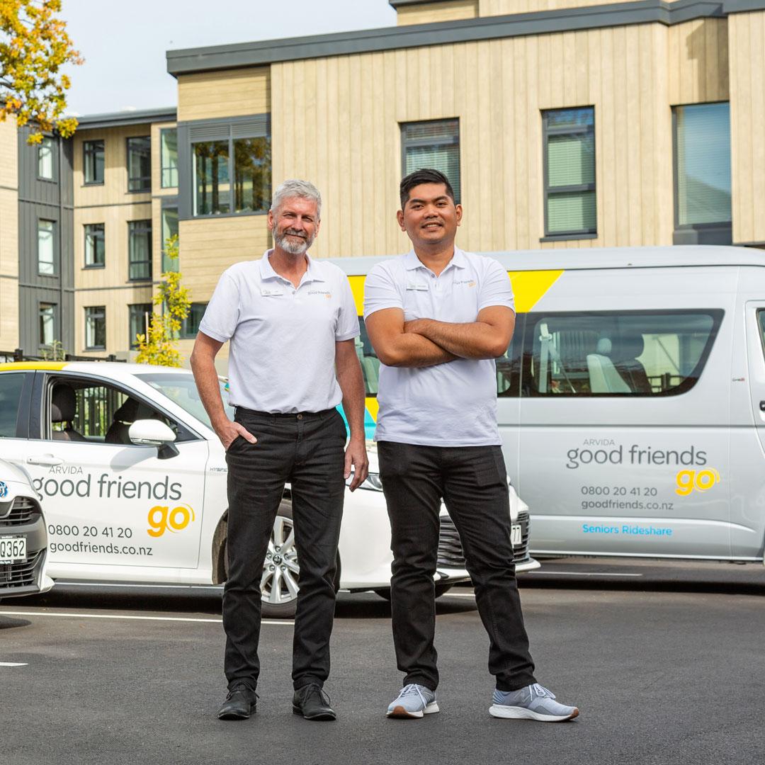 Good Friends Go Launches in Christchurch, NZ