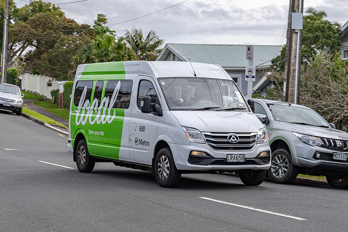 Liftango Successfully Tender Auckland Transport's AT Local Rideshare Project