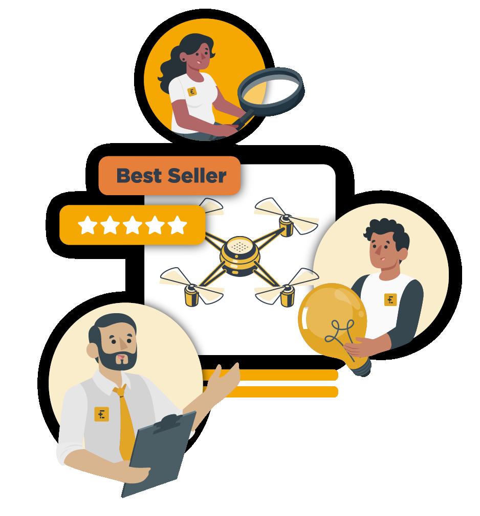 EcomPlus 亞馬遜經營專家 - 訂閱制的電商服務