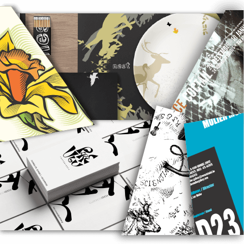 Reform Graphic Design Services for logo, business cards, brand identities, publications and visual communication in Cyprus.