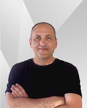 Nikos Lampaditis, Senior Interior Designer at Reform Design Agency.