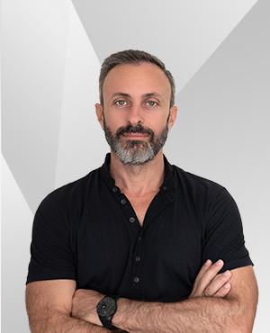 Stelios Lampaditis, CEO at Reform Design Agency.