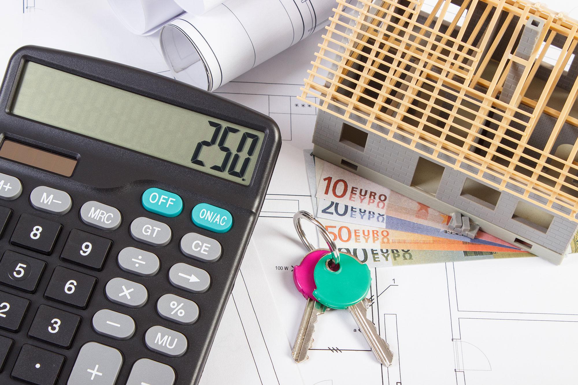 Immobilienwert und Angebotspreis