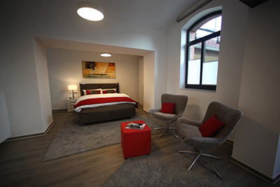 Bereits ab 45,00€ pro Tag! Das komfortable Apartment mit besonderem Ambiente! (54 m²)