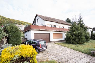 Wohnhaus in Zierenberg direkt am Hohen Dörnberg mit tollem Ausblick