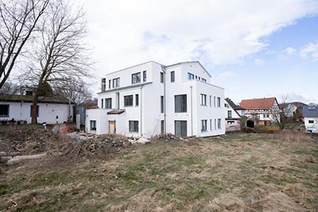 Moderne 3 ZKB Neubauwohnung in Gudensberg im KfW 55 Standard