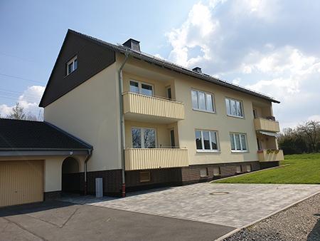 Gemütliche 3 ZKB Wohnung in Kirchbauna