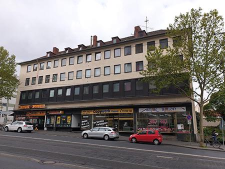 4-Zimmer-Wohnung mit EBK-Innenstadtnah