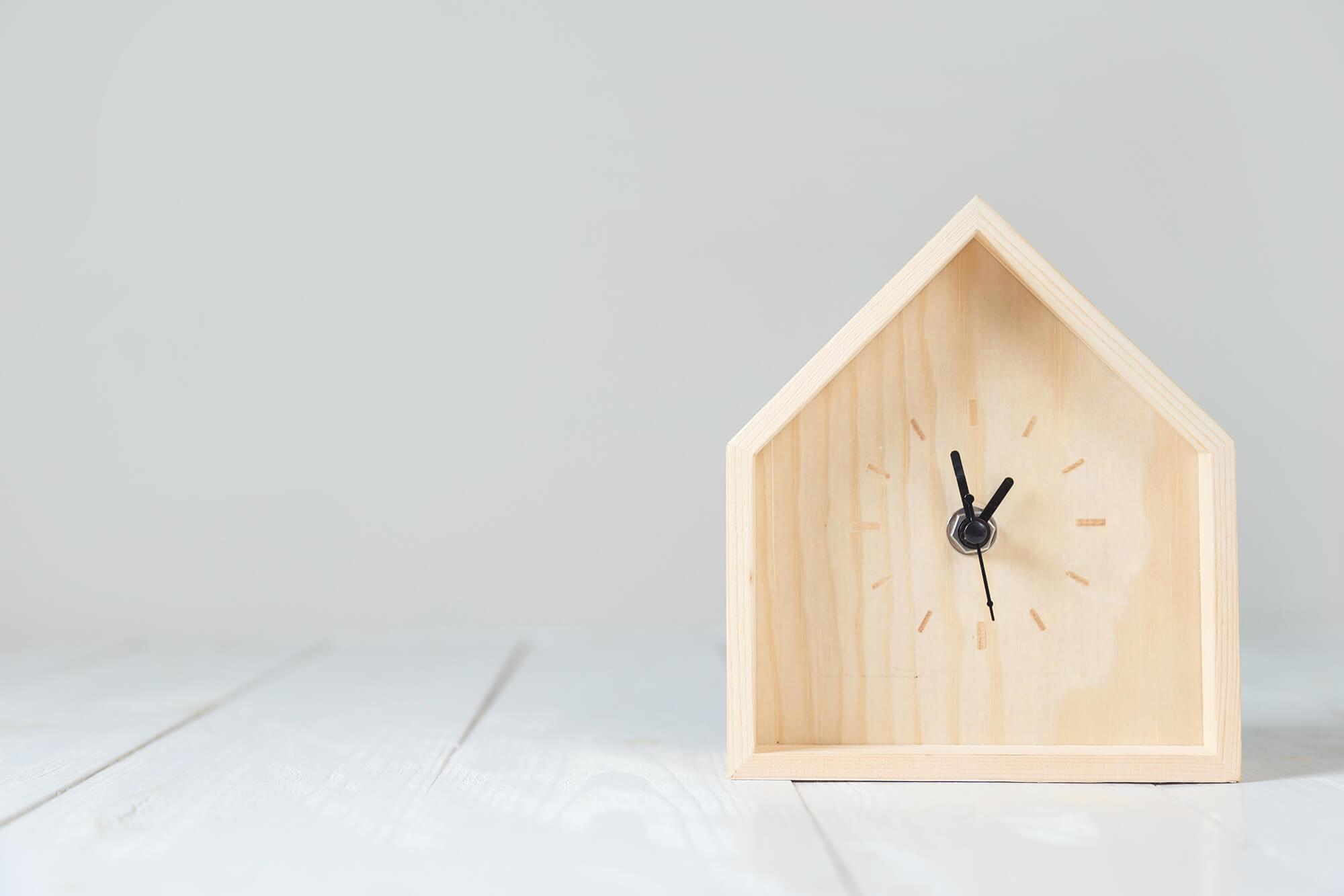 Immobilienverkauf - Den richtigen Zeitpunkt finden