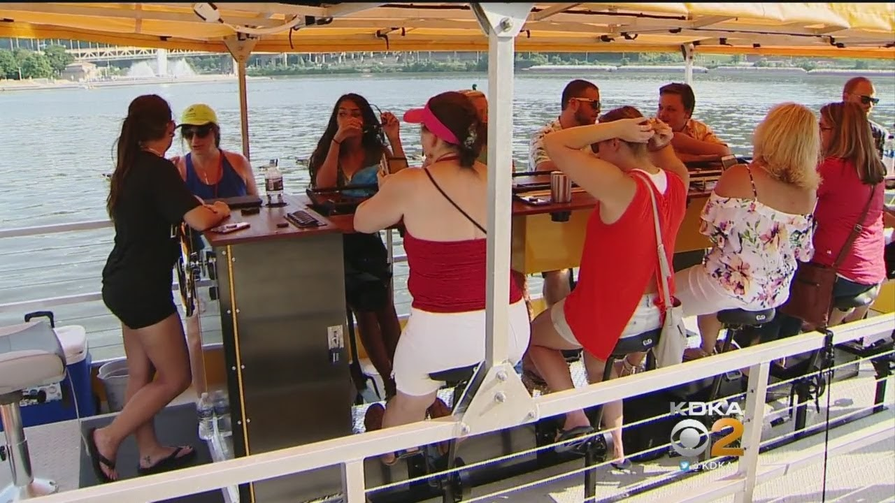 Pittsburgh Pedal Boats | Pedal Powered Boats in Pittsburgh