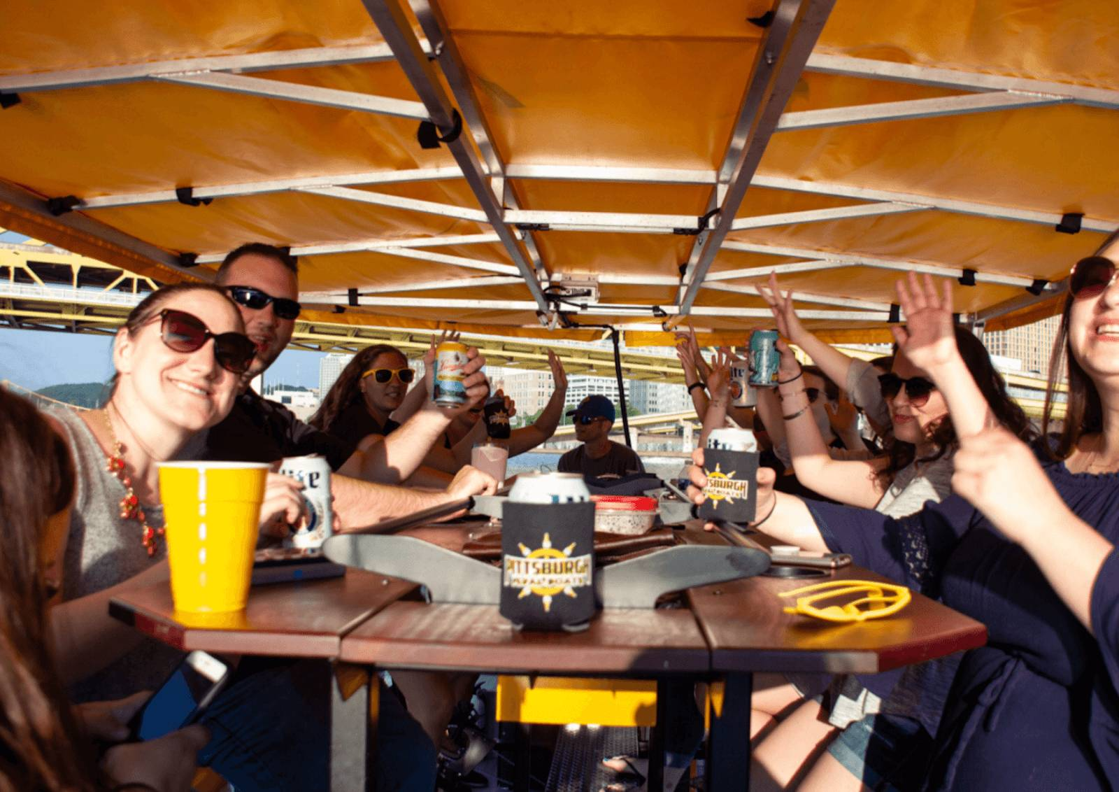 Why PGH Pedal Boats is the Best Place for a Birthday Party in Pittsburgh