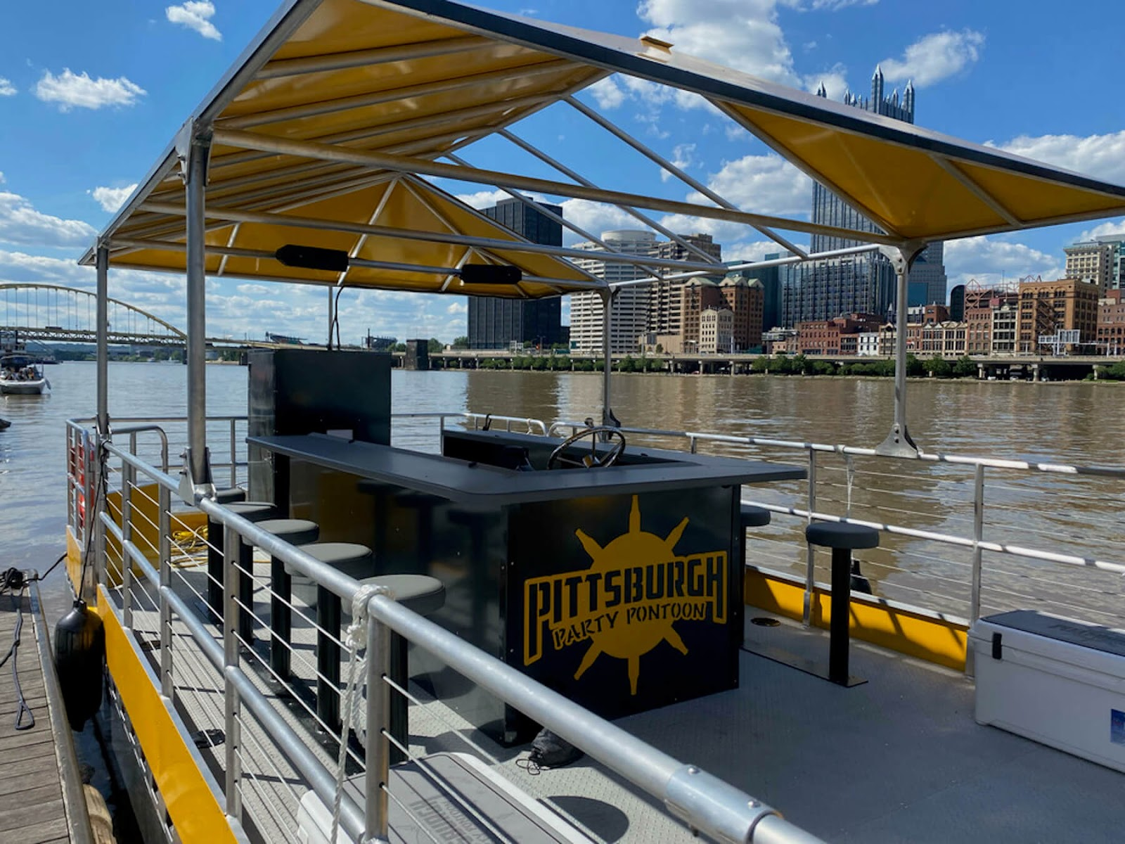 Pittsburgh Pedal Boat
