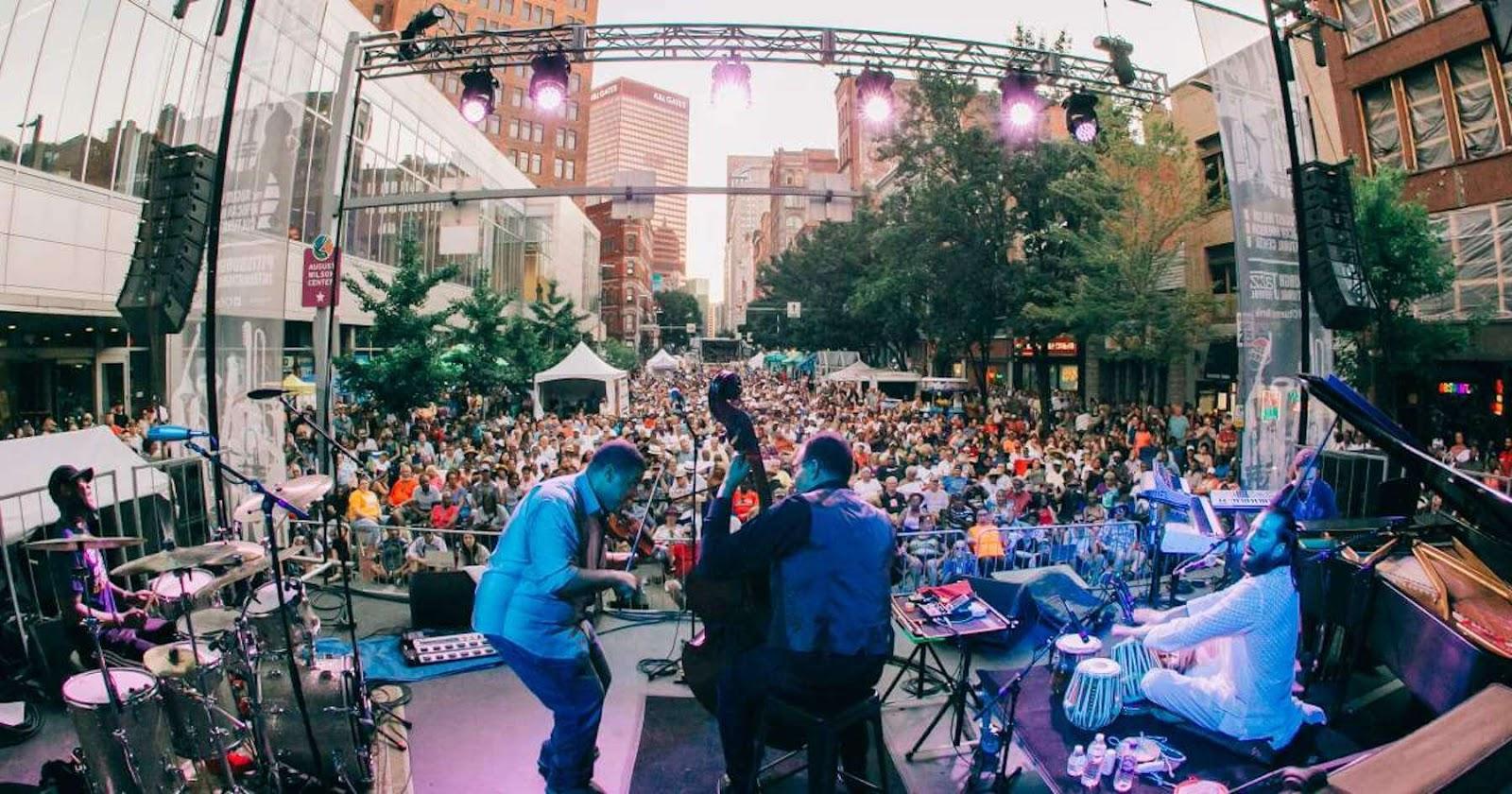 Pittsburgh international jazz festival