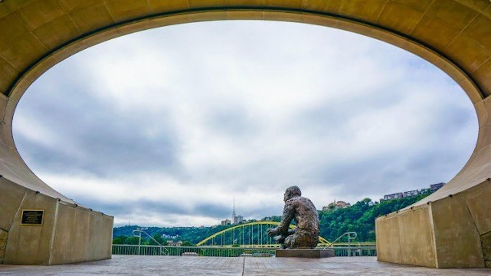 North Shore River Trail in Pittsburgh