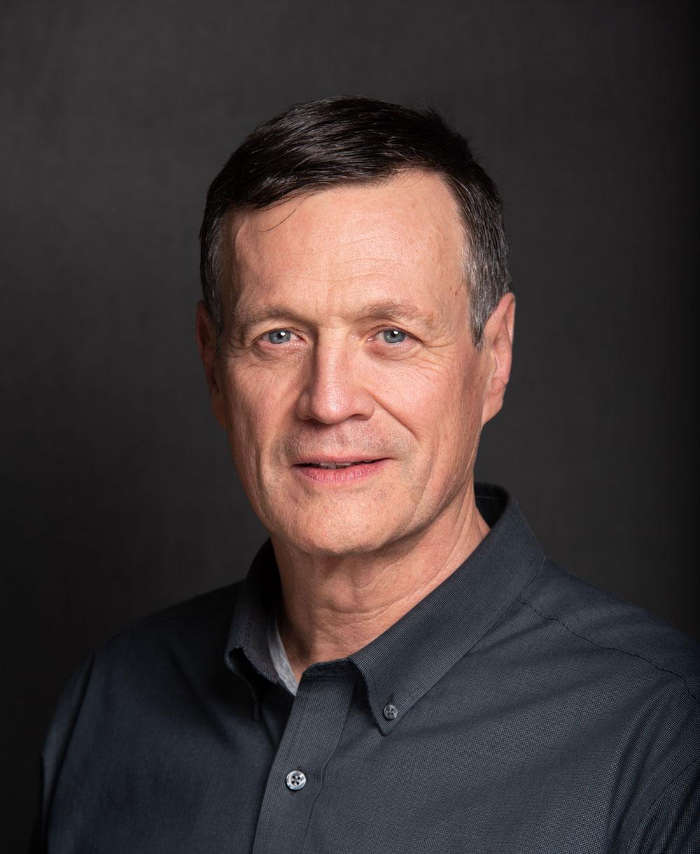 Headshot of Smart Plastic's Vice President, Jay Tapp.